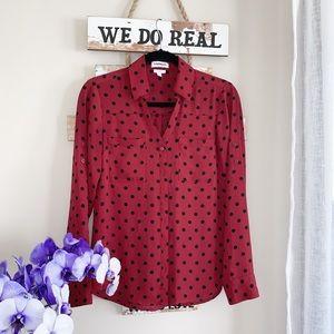 EXPRESS- Slim Fit Shirt LIKE NEW